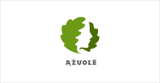 azuole-logotipu-kurimas